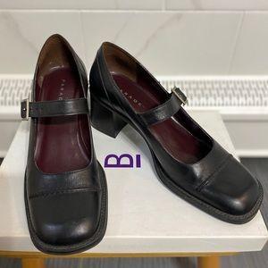 Parade Black Dress Shoes